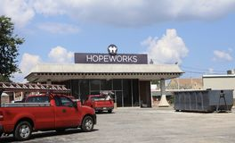 Hopeworks Memphis, Tennessee Royalty Free Stock Photography