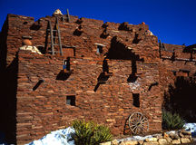 Hopi-Haus Stockfotos