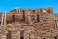 Hopi House. In Grand Canyon Nation Park. Originally built in 1905 as quarters and place to sell souvenir and crafts from Hopi artisans Stock Photography