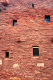 Hopi House, Grand Canyon National Park. Adobe, Pueblo-style architecture of Hopi House, Grand Canyon National Park Stock Photos