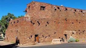 Hopi House im Grand Canyon -Dorf stockfotografie