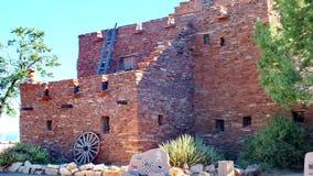 Hopi House im Grand Canyon -Dorf lizenzfreie stockfotografie