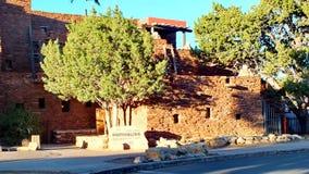 Hopi House im Grand Canyon -Dorf stockbilder