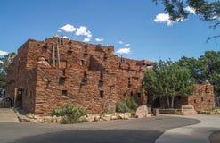 Hopi House in Nationalpark Grand Canyon s lizenzfreies stockbild
