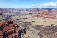 Hopi Point, Grand Canyon stockfoto