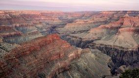 Hopi punkt, Uroczystego jaru park narodowy Zdjęcia Stock