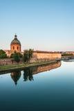 Hopital de Λα Grave στην Τουλούζη, Γαλλία Στοκ εικόνες με δικαίωμα ελεύθερης χρήσης