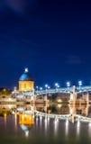 Hopital de La Grav i Toulouse, Frankrike Fotografering för Bildbyråer