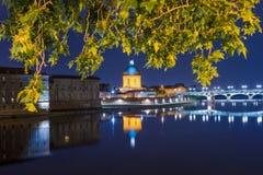 Hopital de La Grave à Toulouse, France Images libres de droits