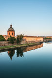 Hopital de La Grave in Toulouse, France. Royalty Free Stock Images