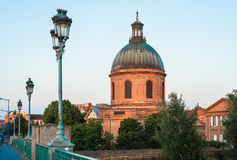 Hopital de La Grave in Toulouse, France. Stock Photography