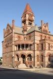Hopkins County Texas Courthouse Stockfotos