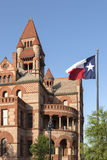 Hopkins County Texas Courthouse Stock Images