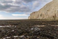 Hopp Gap, östliga Sussex, UK royaltyfri foto