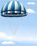 Hoppa fallskärm Arkivfoton