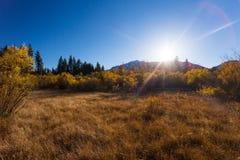 Hoppdal, Kalifornien, Förenta staterna Royaltyfria Bilder