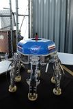 Hopper at JPL Open House 2015 Royalty Free Stock Photography