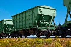 Hopper wagon Royalty Free Stock Photo