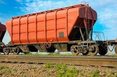 Hopper wagon Stock Image