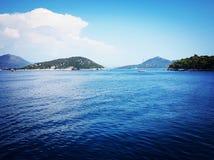 Hopping νησιών στοκ φωτογραφίες με δικαίωμα ελεύθερης χρήσης