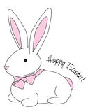 Hoppy Easter 2 Royalty Free Stock Image