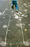 hopscotch Στοκ Φωτογραφία