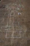 Hopscotch Στοκ Φωτογραφίες
