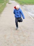 hopscotch Στοκ εικόνες με δικαίωμα ελεύθερης χρήσης