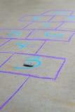 hopscotch image libre de droits