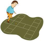 Hopscotch Stock Images