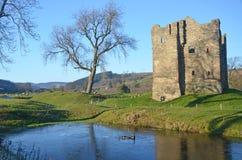 Hopton Castle Royalty Free Stock Photos