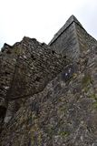 Hor Abbey Stone Corner Lizenzfreie Stockfotos