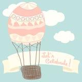 Hor air balloon Royalty Free Stock Photography