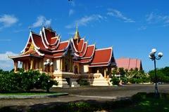 Hor Dhammasabha royaltyfria bilder