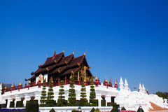 Hor kam luang Stock Photography