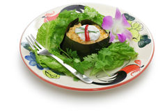 Hor mok, thai food Stock Images