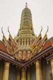 Hor Phra Gandhararat i Bangkok arkivfoton