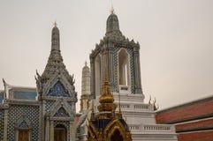 Hor Phra Gandhararat i Bangkok royaltyfri bild