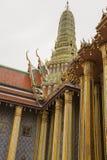 Hor Phra Gandhararat i Bangkok royaltyfri fotografi