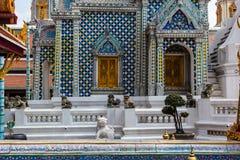 Hor Phra Khanthara Rat at Wat Phra Kaew Royalty Free Stock Photo