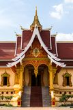 Hor Thamma Shapa Temple Royalty Free Stock Images