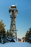 Hora Cerna πύργων Στοκ Εικόνες