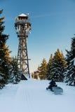 Hora Cerna башни Стоковая Фотография