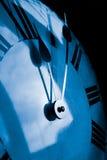 A hora da meia-noite Foto de Stock Royalty Free