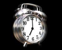 Hora de acordar Imagem de Stock