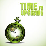 Hora de aumentar Imagen de archivo libre de regalías