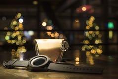 Hora de beber o café Imagem de Stock Royalty Free