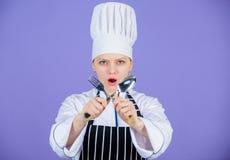 Hora de comer Apetito y gusto Culinario tradicional Cocinero profesional de la escuela culinaria Academia de los artes culinarios foto de archivo libre de regalías