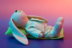 Hora de dormir Imagen de archivo libre de regalías