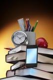 Hora de estudiar Foto de archivo libre de regalías